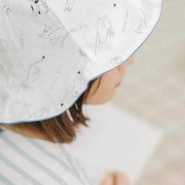生活很累? 讓自己靜下來, 拿起鉛筆草草畫畫  #lameow #藝術既野你識咩呀 #hats. #handcraft #布藝 #手作 #帽子 #meow
