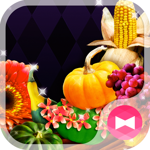 Halloween Harvest Wallpaper Icon