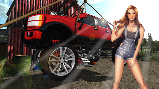 Fix My Truck: Offroad Pickup Mechanic! LITE 36.0 Mod screenshots 1