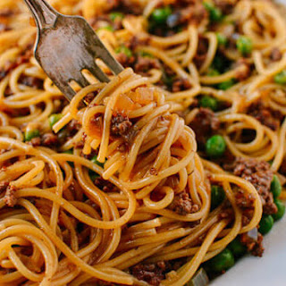Chinese Spaghetti Oyster Sauce Recipes