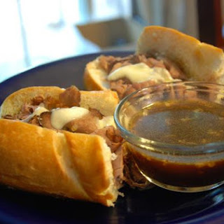 French Dips With Au Jus