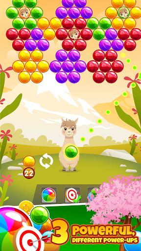 Save Alpaca - Bubble Shooter 3 screenshots 4