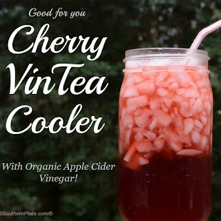 Cherry VinTea Cooler
