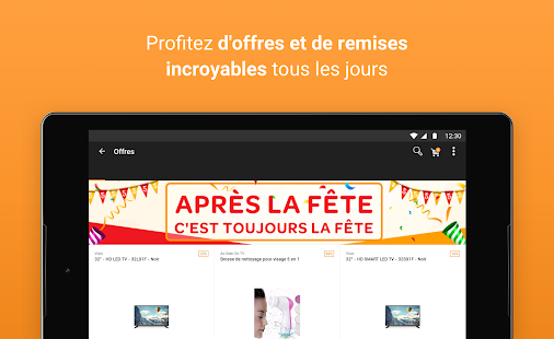 JUMIA Shopping en ligne Capture d'écran