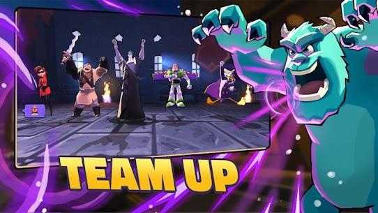 Disney Sorcerers Arena MOD (Always Win/Rewards) 4