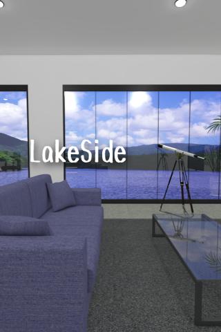 脱出ゲーム LakeSide