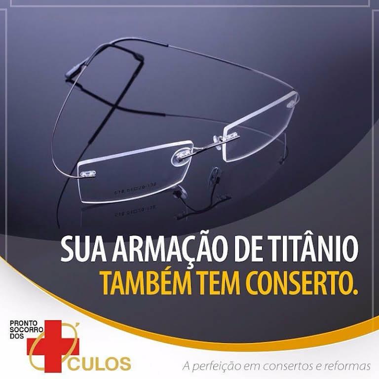 8d0c1955fa348 Pronto Socorro dos Óculos - Conserto de Óculos em Goiânia