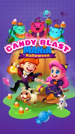 Candy Blast Mania: Halloween 1.3.8.6s49g screenshot 233228