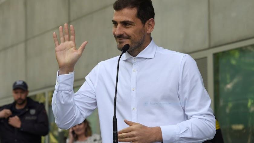 Iker Casillas quiere presidir el fútbol español.