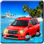 Crazy Prado Water Surfer Car Driving Games 2017 Icon