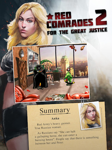 Red Comrades 2  v1.3 APK+DATA (Mod)