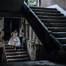 Wedding photographer Gábor Badics (badics). Photo of 24.09.2017