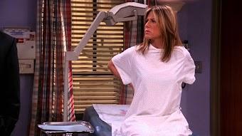 The One Where Chandler Takes a Bath