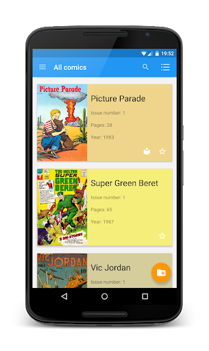 Material Comic Viewer Pro
