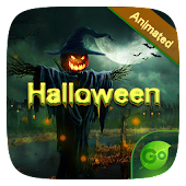 Halloween GO Keyboard Animated Theme
