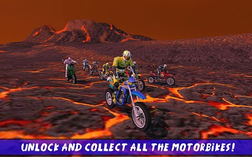 Hill Bike Galaxy Trail World 2- screenshot thumbnail