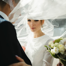 Wedding photographer Andrey Solovev (Solovjov). Photo of 30.08.2016