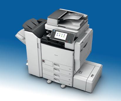 Ricoh mp c5503 print driver