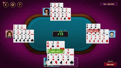 Chinese Poker Offline 1.0.2 screenshots 7