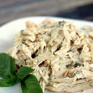 Slow Cooker Caesar Chicken Recipe