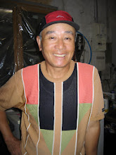 Photo: Fighter Kite veteran Mr. Woo