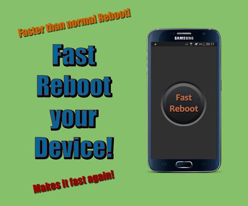 Super Fast Reboot [ROOT]