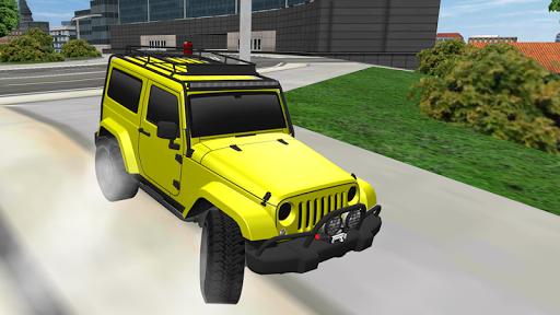 玩免費模擬APP|下載4x4 Truck City Driving app不用錢|硬是要APP