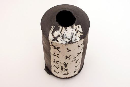 Dan Kelly Ceramic Vessel 42