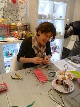Photo: 12 januari 2012 workshop sieraden maken!