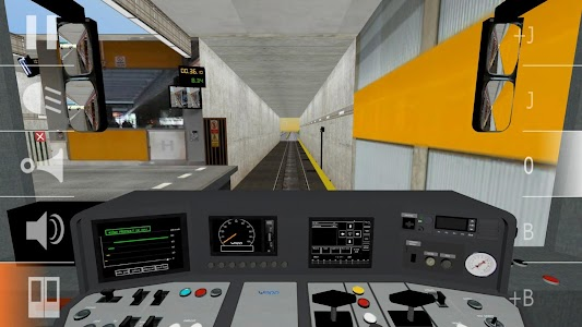 Subway Simulator Prague Metro 2.0