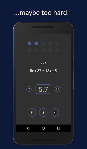 Mental Math Master 1.4.9 screenshots 6