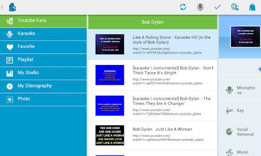 Karaoke Sing & Record Bluekara 2.12 APK Mod Updated 1