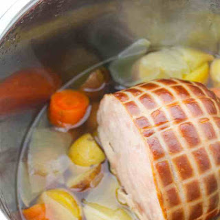 Instant Pot Ham Dinner Recipe