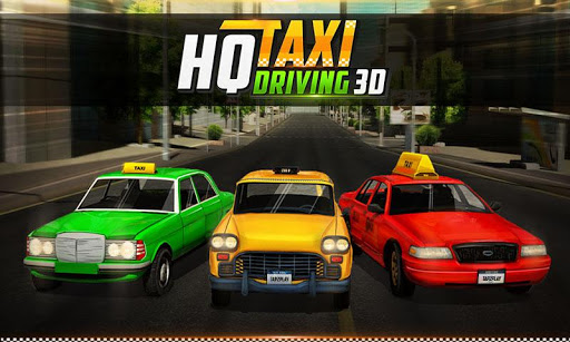 HQ Taxi Driving 3D 1.5 screenshots 5