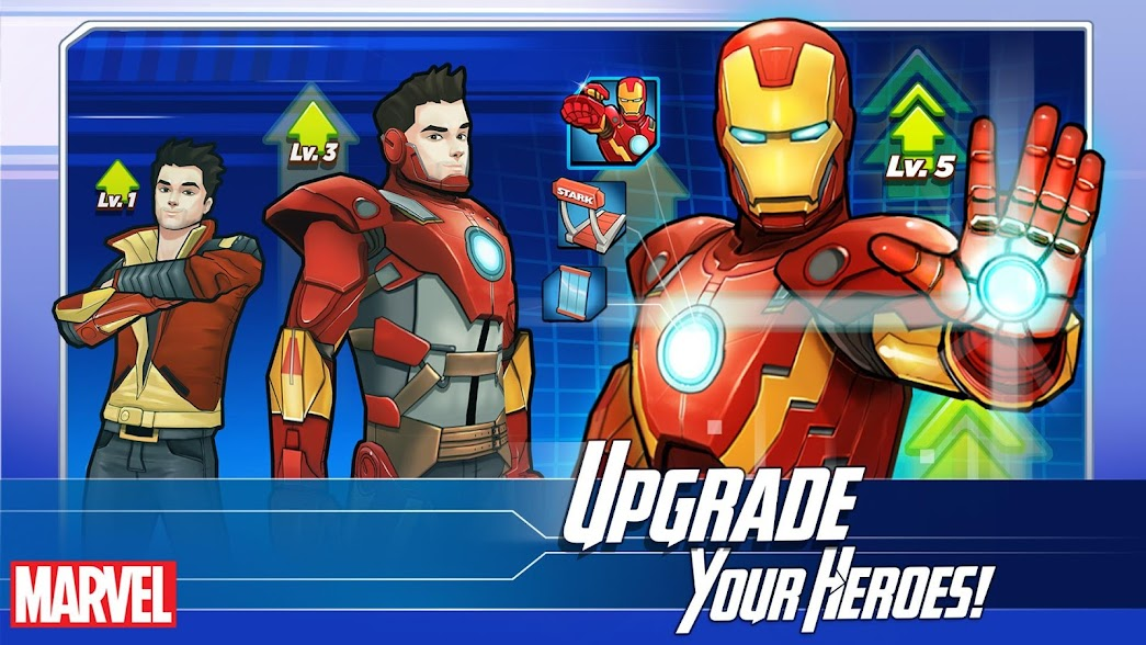 Avengers Academy Hack