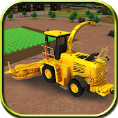 Forage Harvester Simulator 3D