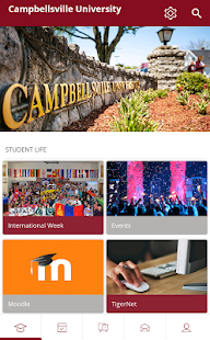 Campbellsville University- screenshot thumbnail