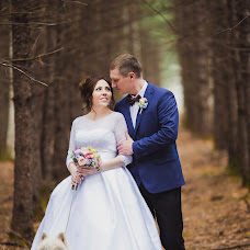 Wedding photographer Oksana Martynova (OksanaMartynova). Photo of 29.04.2016