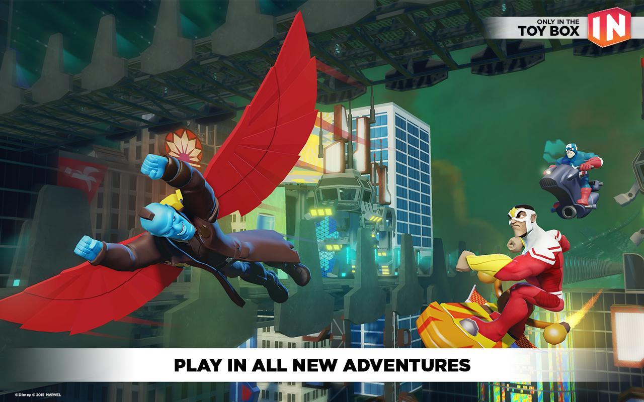 Disney Infinity: Toy Box 3.0 screenshot #4