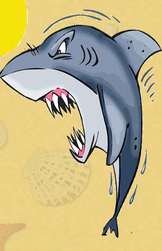 海洋動物捕鯊