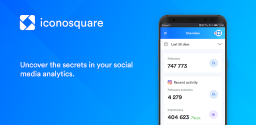 Приложения в Google Play – Iconosquare