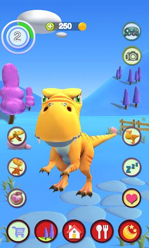 Talking Dinosaur 1.1.2 screenshots 1