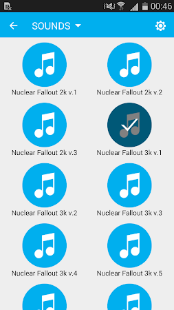 Nuclear Fallout Sounds & Fonts 1.7 screenshot 311582