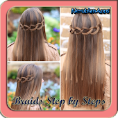 Braid Hairstyle Step by Steps