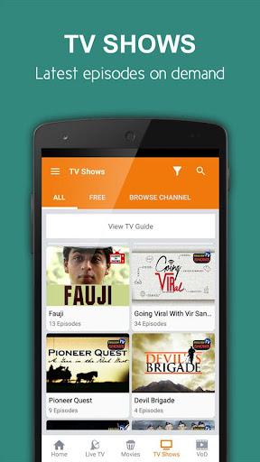 Entertainment TV 1.0.3 screenshots 3