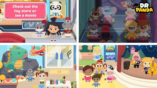 Dr. Panda Town: Mall 1.3 screenshots 5
