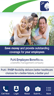Puhl Employee Benefits- screenshot thumbnail