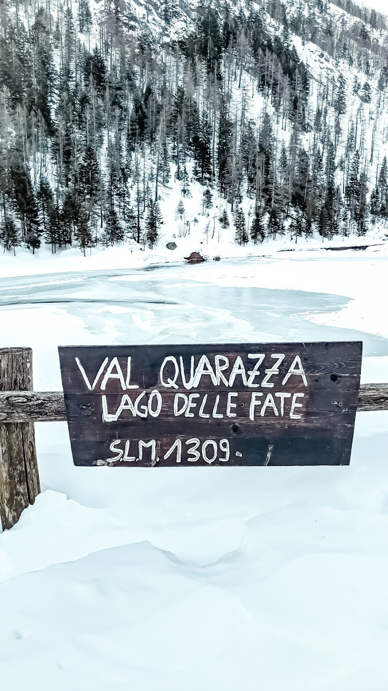 Il lago delle fate di Gento91