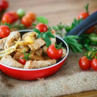 Crockpot Turkey Stew.
