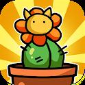 Kawaii Plants - Evolution Simulator and Idle Game icon